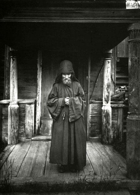 russian monk,1897