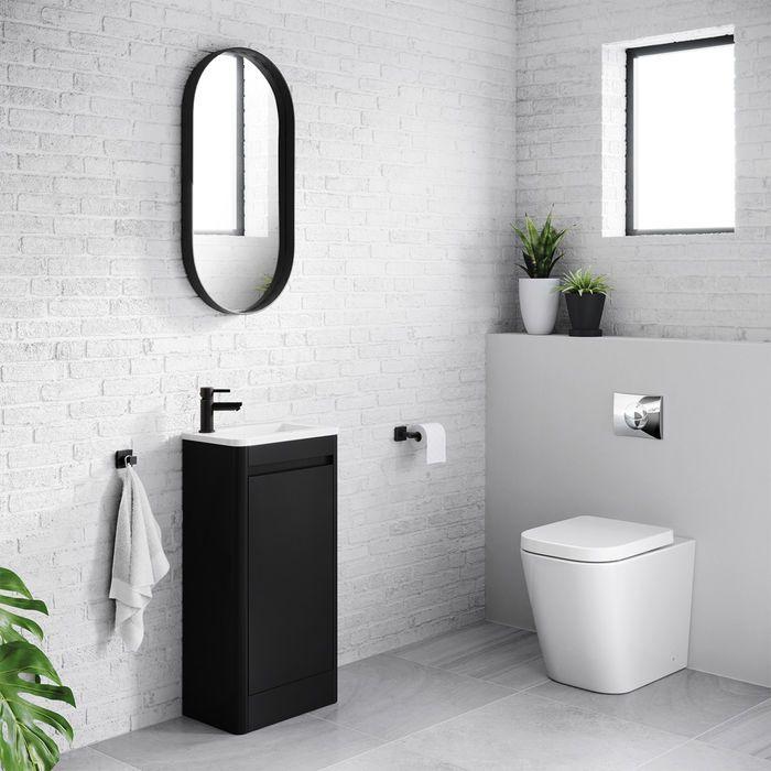 37++ Small black bathroom vanity ideas in 2021