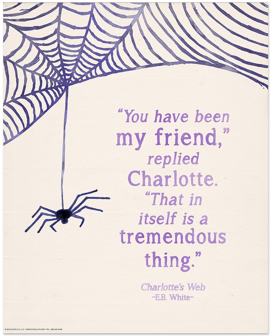 Charlotte's Web Quotes About Friendship