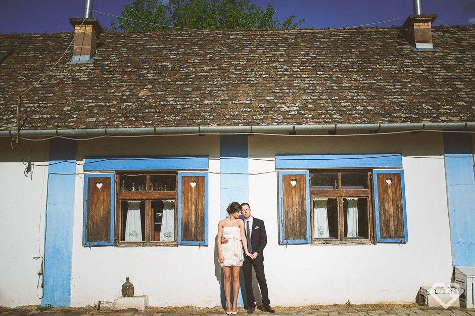 Tanja & Andreja More photos on www.nikolaradulovic.com #wedding #love #nature #dress #mihanomomosa #bride #groom