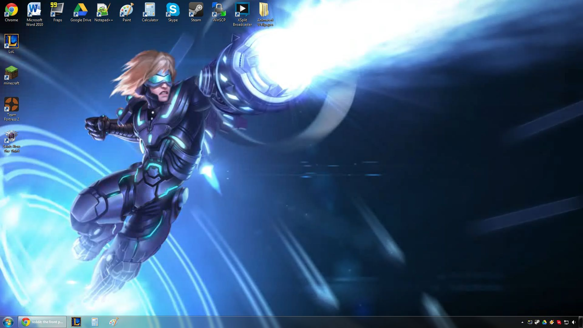 Inspiring League Of Legends Live Wallpaper Desktop