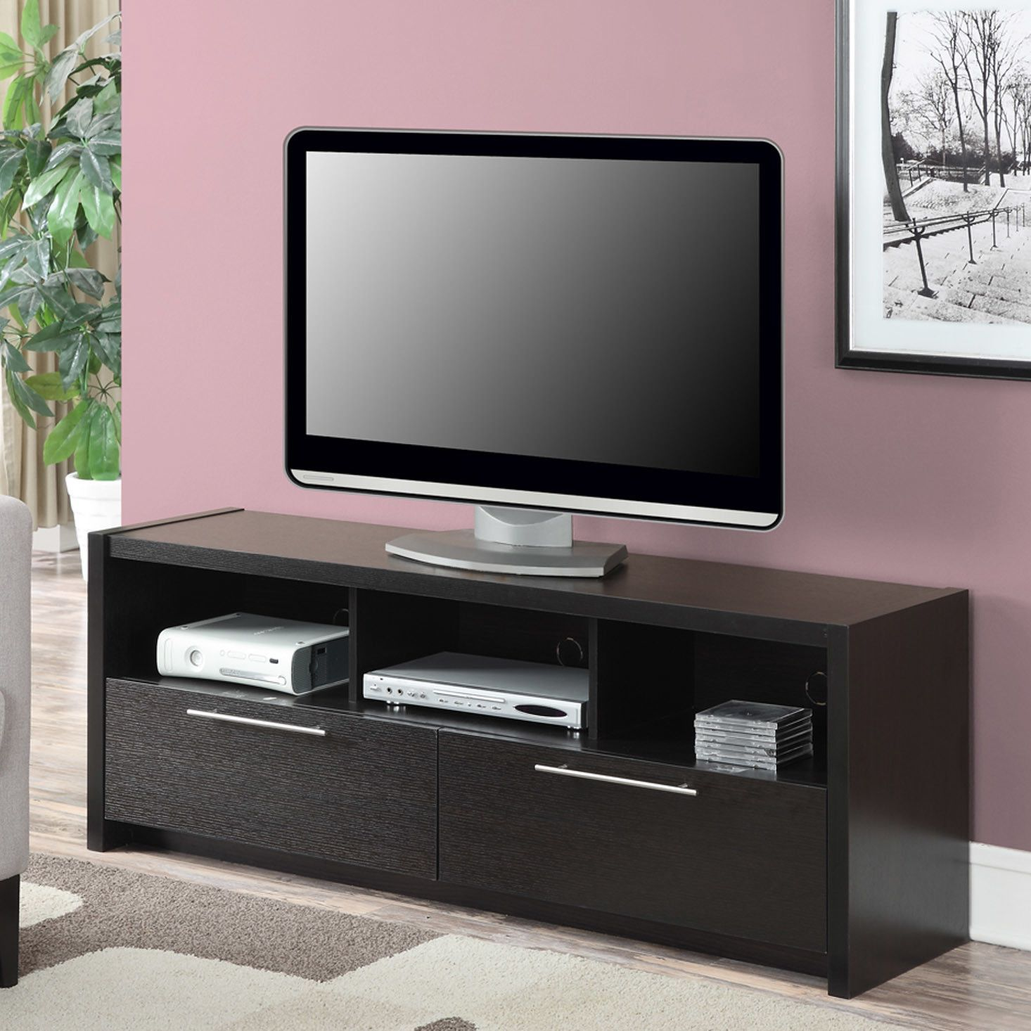 Bianca Tv Stand 75 Tv Pinterest Tv Stands # Pier Import Meuble Tv
