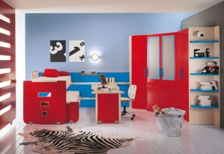 chambre enfant bleu - Recherche Google | chambre enfant | Pinterest