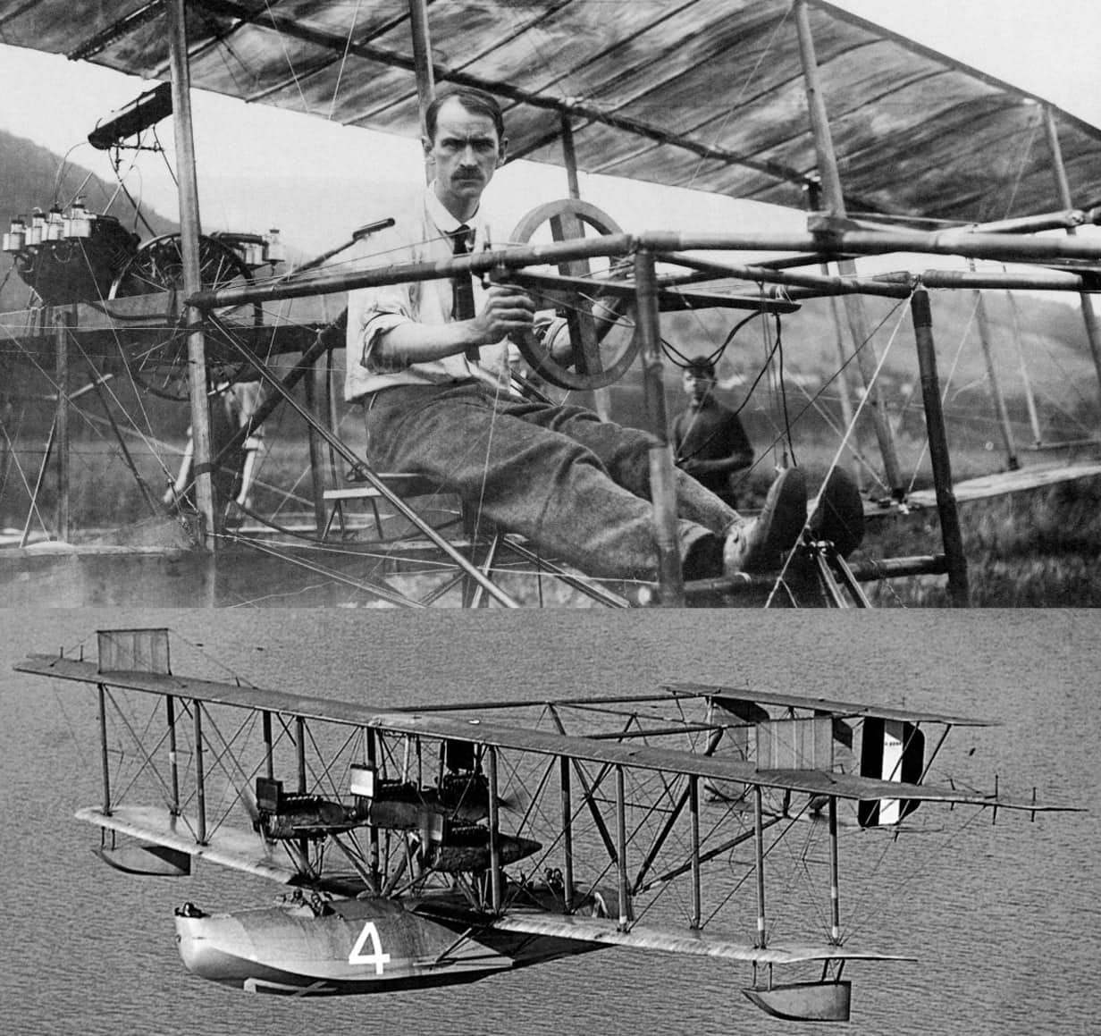 Glenn Curtiss' subsequent role in the history of aviation overshadows some of his most remarkable achievements along...