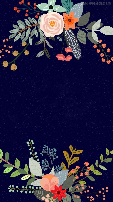 Blumenzelltapete Kostenlose Telefon Wallpaper Oder Hintergrund Schone Blumentapete Fur Iphone Phonewal Floral Wallpaper Cell Wallpaper Free Phone Wallpaper