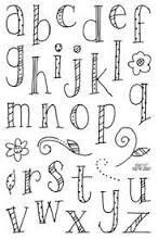 Cute Handwriting Styles Fonts Handwritten Fancy Outdoors Note Garden Image