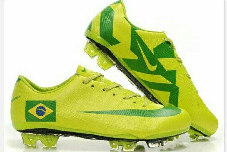 meet c9325 5f4c2 Brazil Soccer Cleats