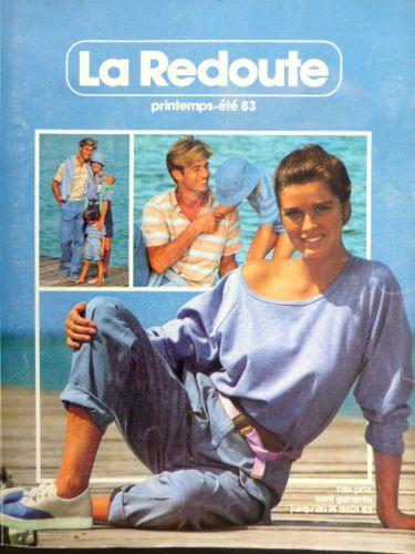 catalogue la redoute printemps ete 83 franzosischer katalog wie quelle redoute pinterest. Black Bedroom Furniture Sets. Home Design Ideas