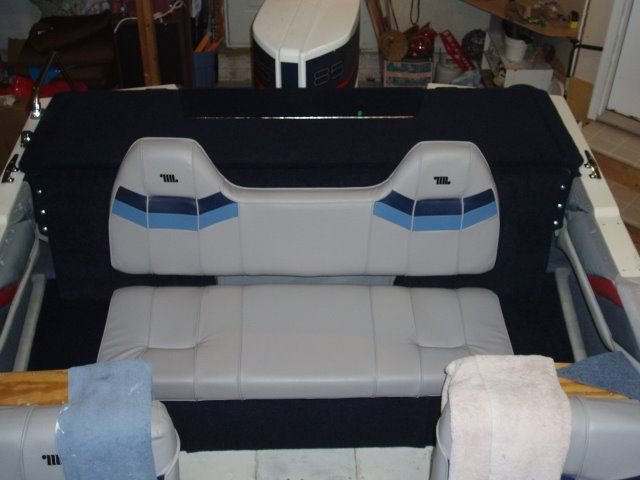 Had: How to build a boat bench seat … | boat | Pinterest | Bench ...