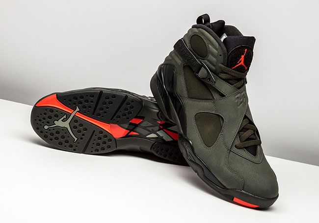 35310da8f2ce76 Air Jordan 8 Take Flight Retro Release