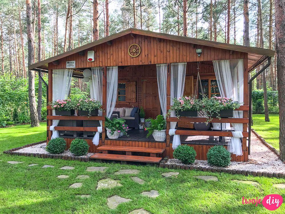 Jak urządzić drewniany taras? Moje sposoby na wyjątkowy klimat. – Twoje DIY – konteyner eb