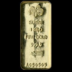 Buy Gold Bars 1 Kilo Gold Bullion Bars From Blanchard Goldinvesting