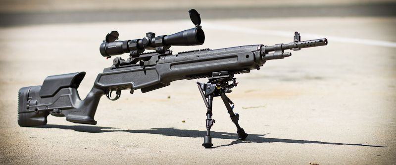 M14 in Archangel stock | Living Guns, Knives and Weapons