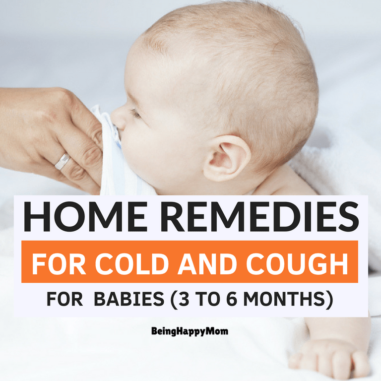13 Best Home Remedies For Cold And Cough In Babies 2019 Being Happy Mom Baby Cough Remedies Sick Baby Remedies Baby Remedies