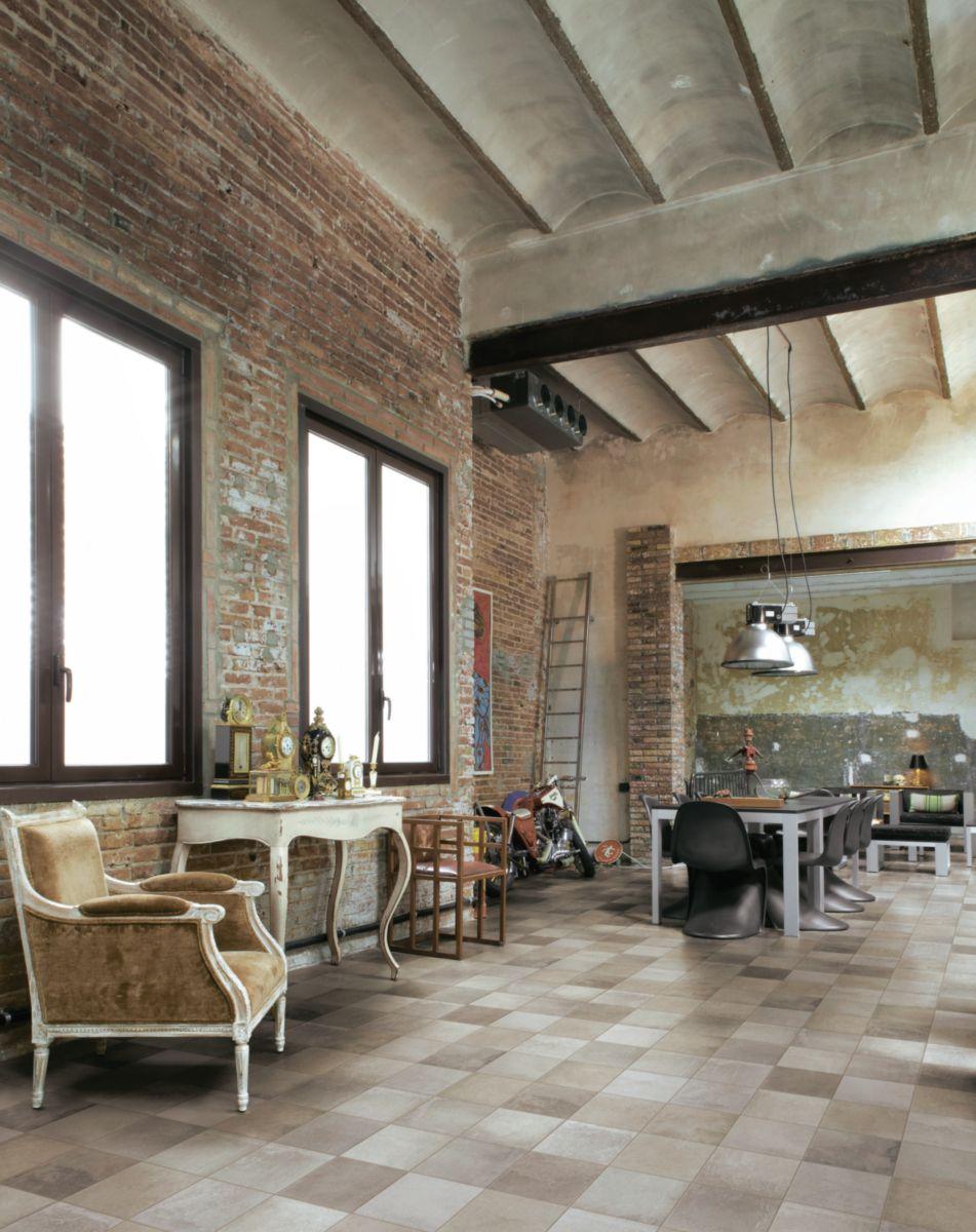 carrelage sol int rieur gr s c rame maill patchwork calais 30x30 cm desvres d coration. Black Bedroom Furniture Sets. Home Design Ideas