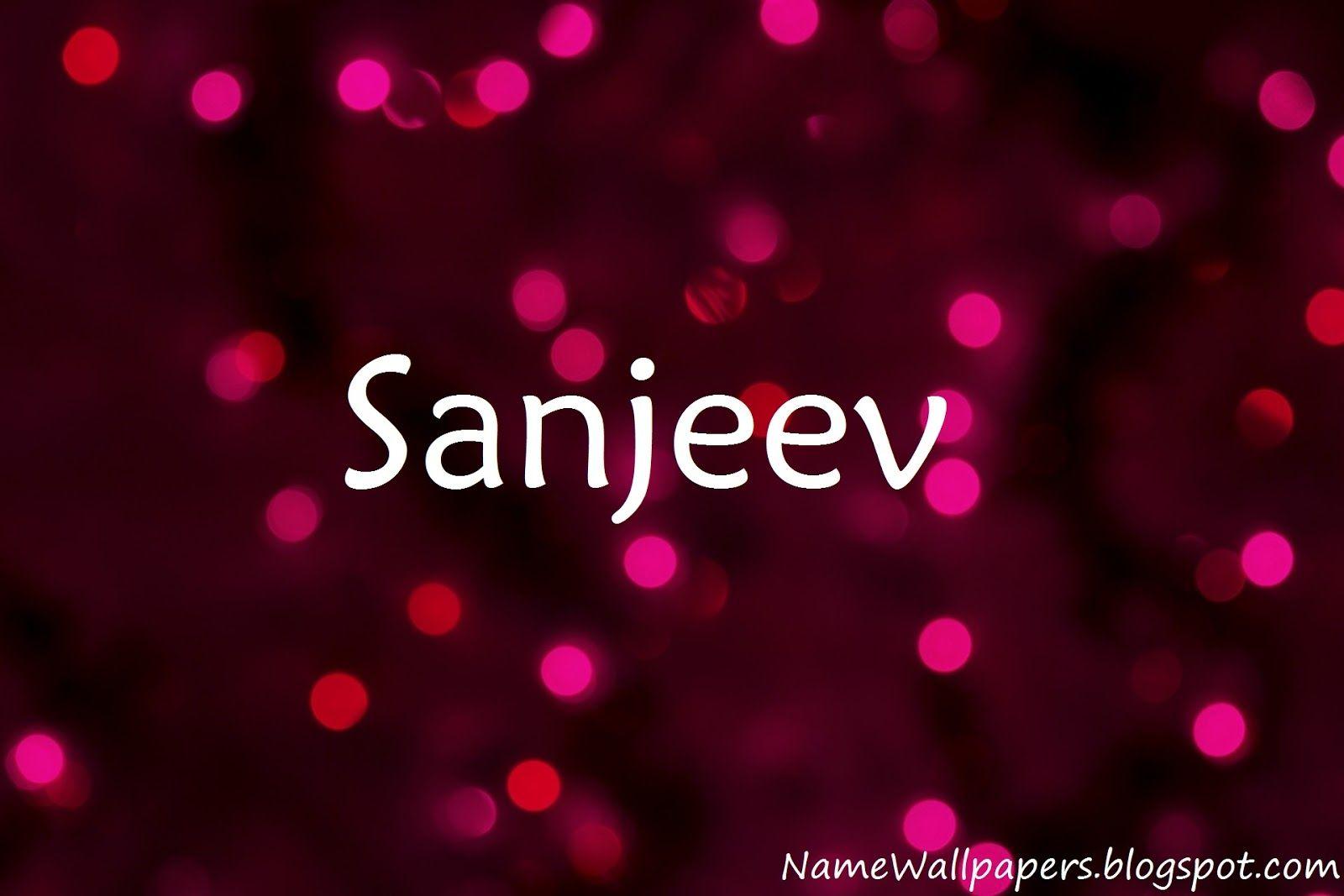 Sanjeev 3d Name Wallpaper Manu Name As Wallpaper Impremedia Net