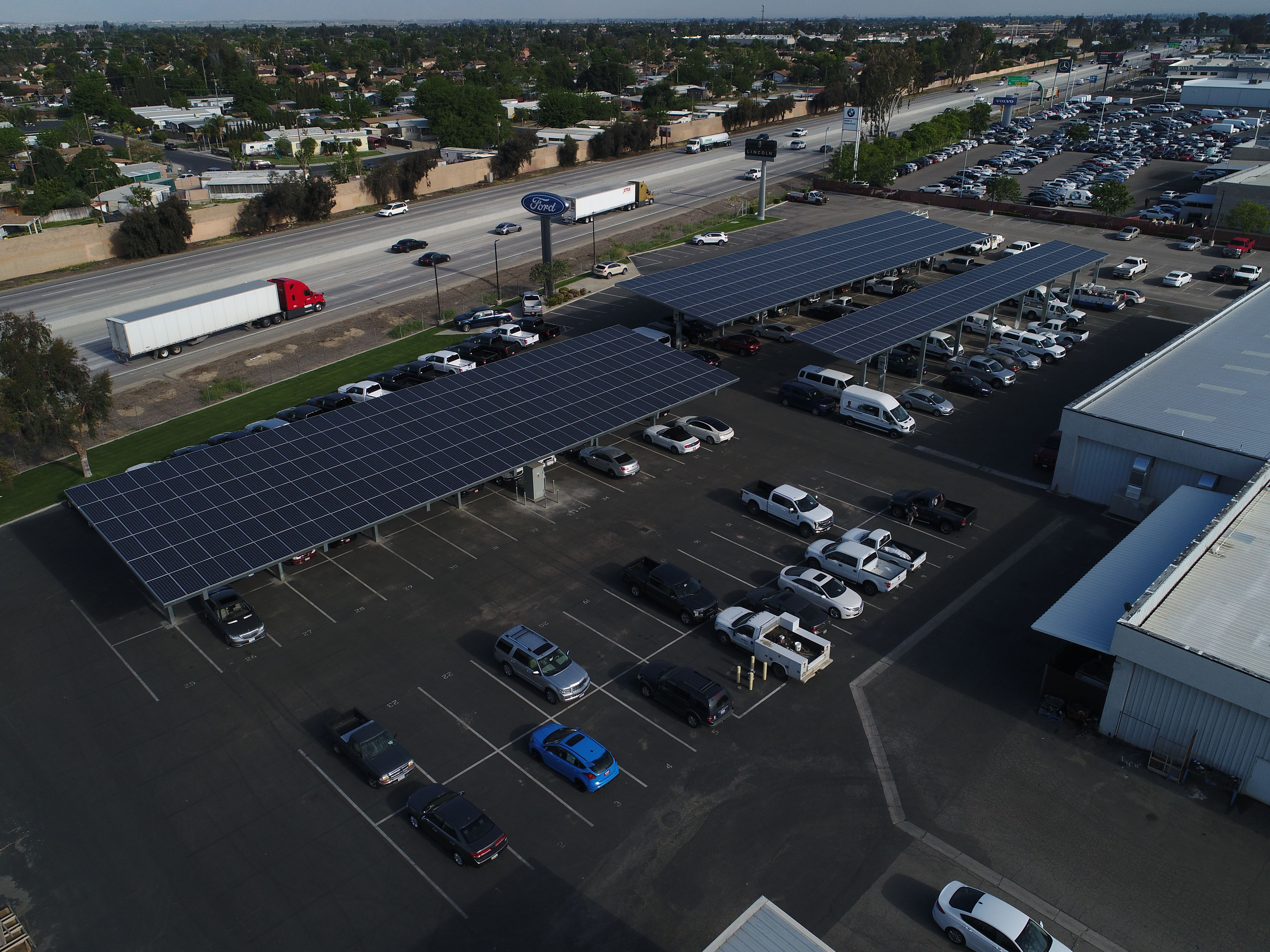 Jim Burke Ford Bakersfield >> Truck Bed Studios S Aerial Photography Service For A C