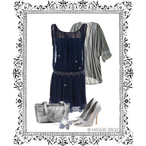 """""""In the Navy"""" by maggiebags on Polyvore"""