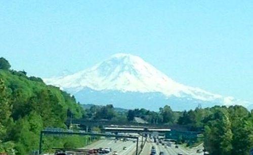 Our Mountain!