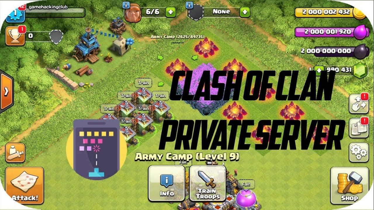 Clash Of Souls Server 2 The Heart Of Soul Clash Of Clan 9 434