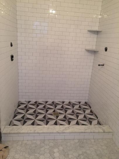 Merola Tile Twenties Diamond 7 3 4 In X 7 3 4 In Ceramic Floor And Wall Tile Frc8twed The Home De Merola Tile Interior Design Living Room Small Toilet Room