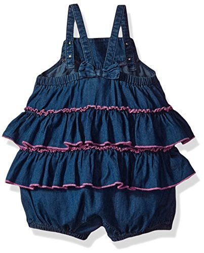 bfecaf0a8a36 The Children s Place Baby Girls  Off Shoulder Romper