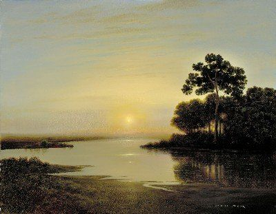 Great landscapes! Love a painting you feel like you could walk into.~Gerald Coulson