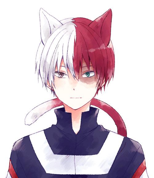 Anime Imagify Todoroki Shoto Anime My Hero Academia Anime Drawings Boy