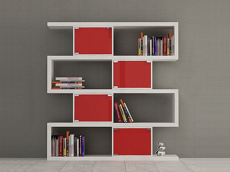 Modern Home Library Designs Nadyana Fashion Magazine