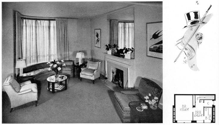 1930s interior design 1930s interior design living room for Interior design styles by decade
