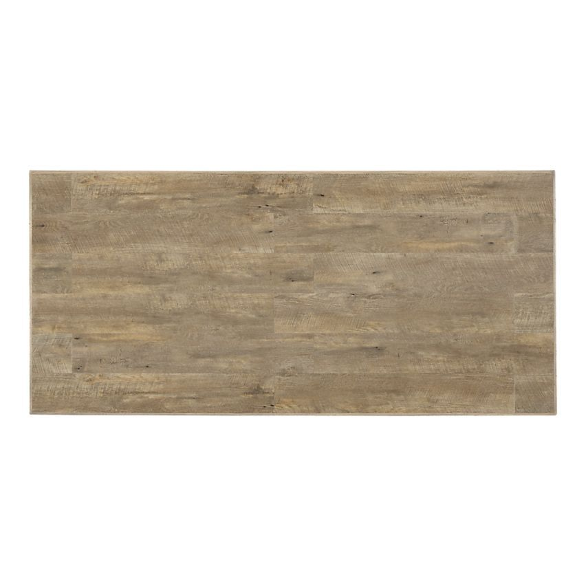 Gray Washed Wood Look  Cucina Pinot Grigio Dining Table