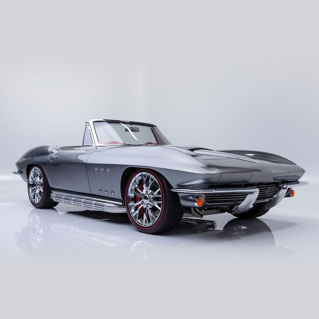 1966 Chevrolet Corvette Custom Convertible In 2020 Super Luxury Cars Chevrolet Corvette Corvette