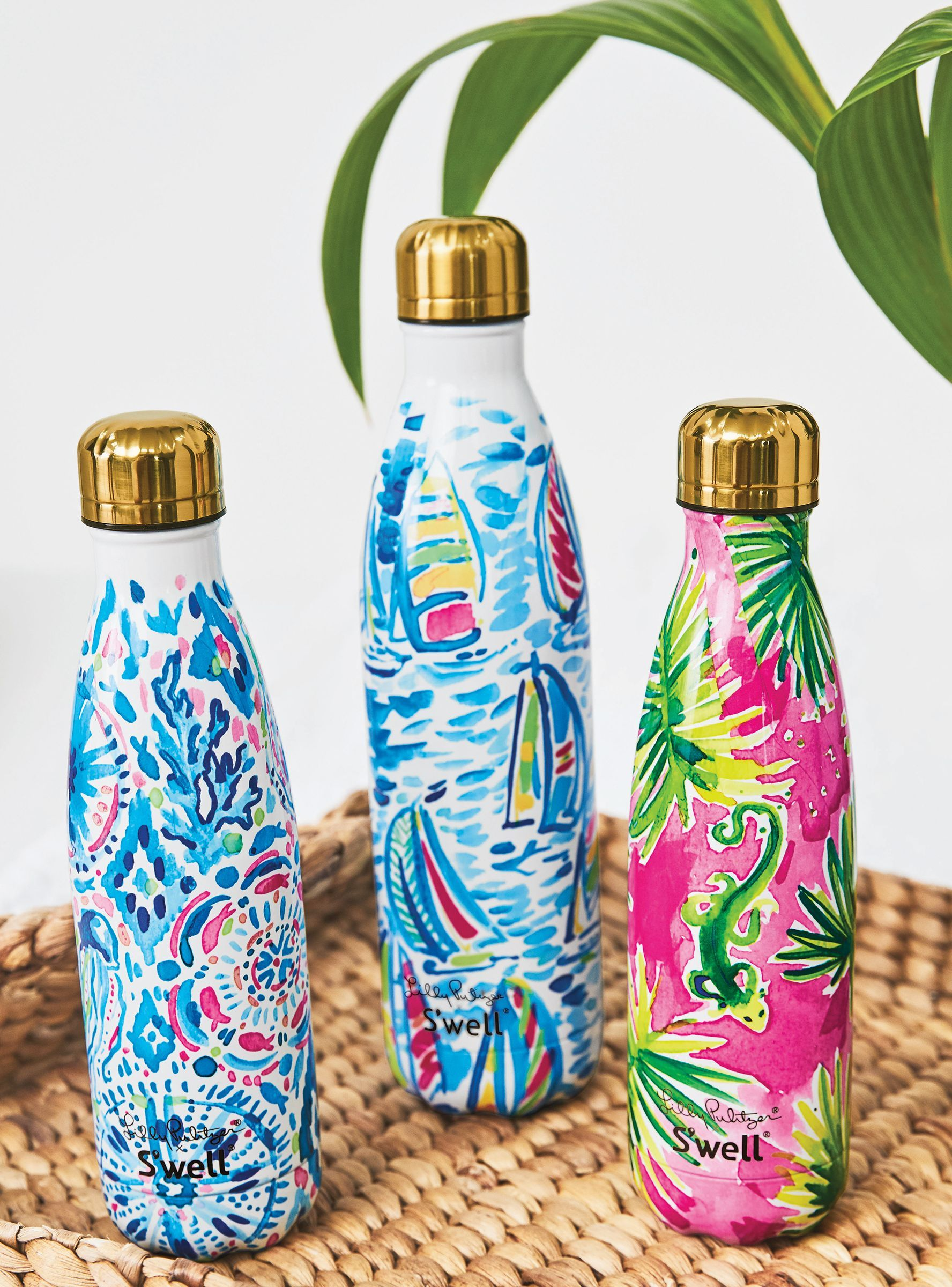 30676b8d09 Lilly Pulitzer Just Dropped 3 New S'well Bottles & We're Adding Them ...