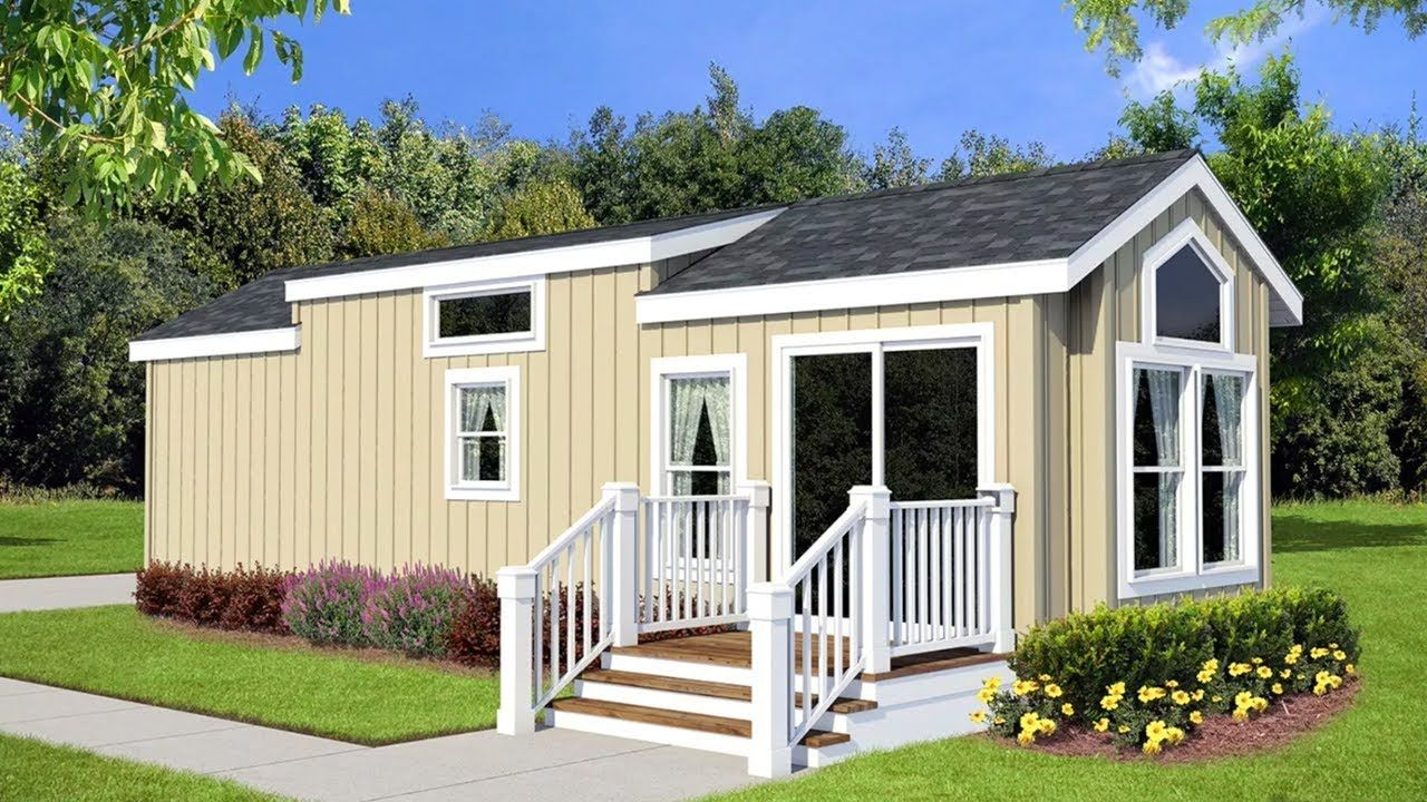 Gorgeous Athens Park Model RV 1 Bedrooms And Bathrooms