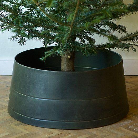 Zinc Tree Skirt Tree Skirts