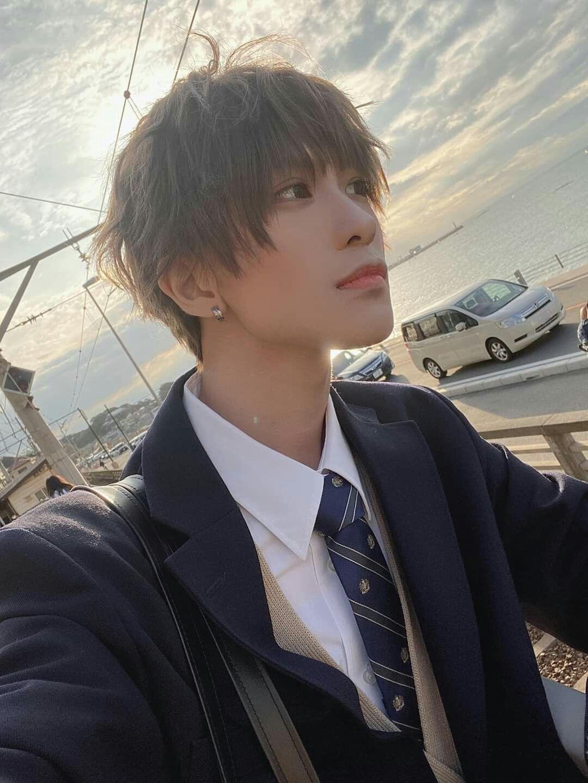 Hakken ️ Cute japanese boys, Cosplay boy, Cosplay