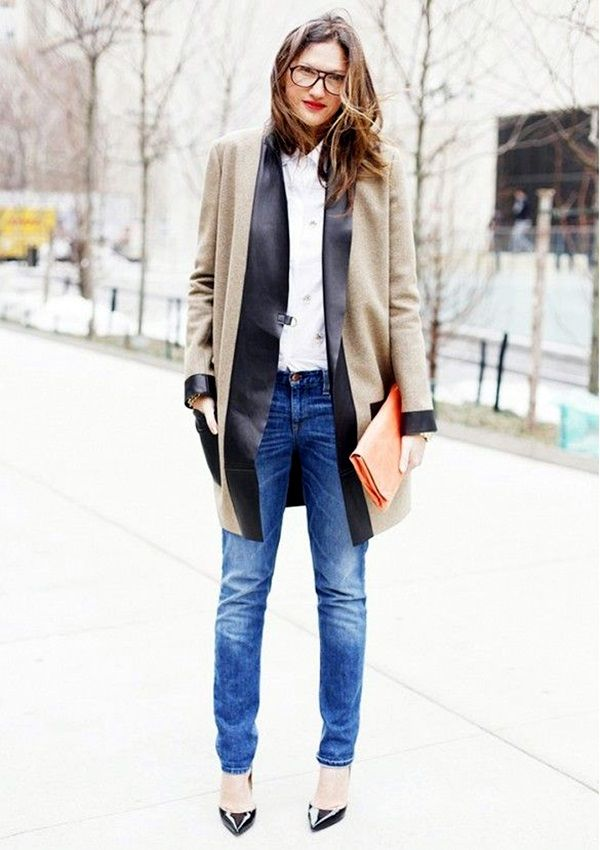 e9cbbe40882 101 Chic College Girl Fashion Outfits to be appealing | Outfits ...