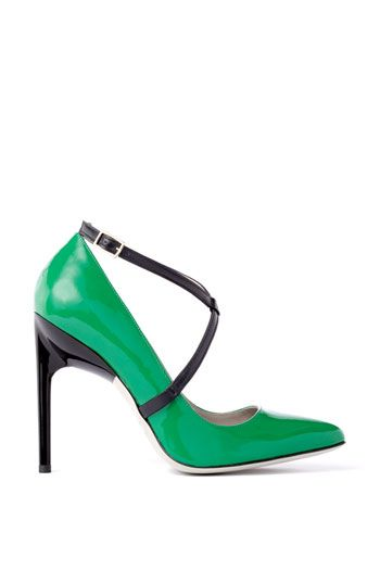 Technically I think these are part of a fall collection but I love these shoes and if I could afford to buy them, I would wear them every season.