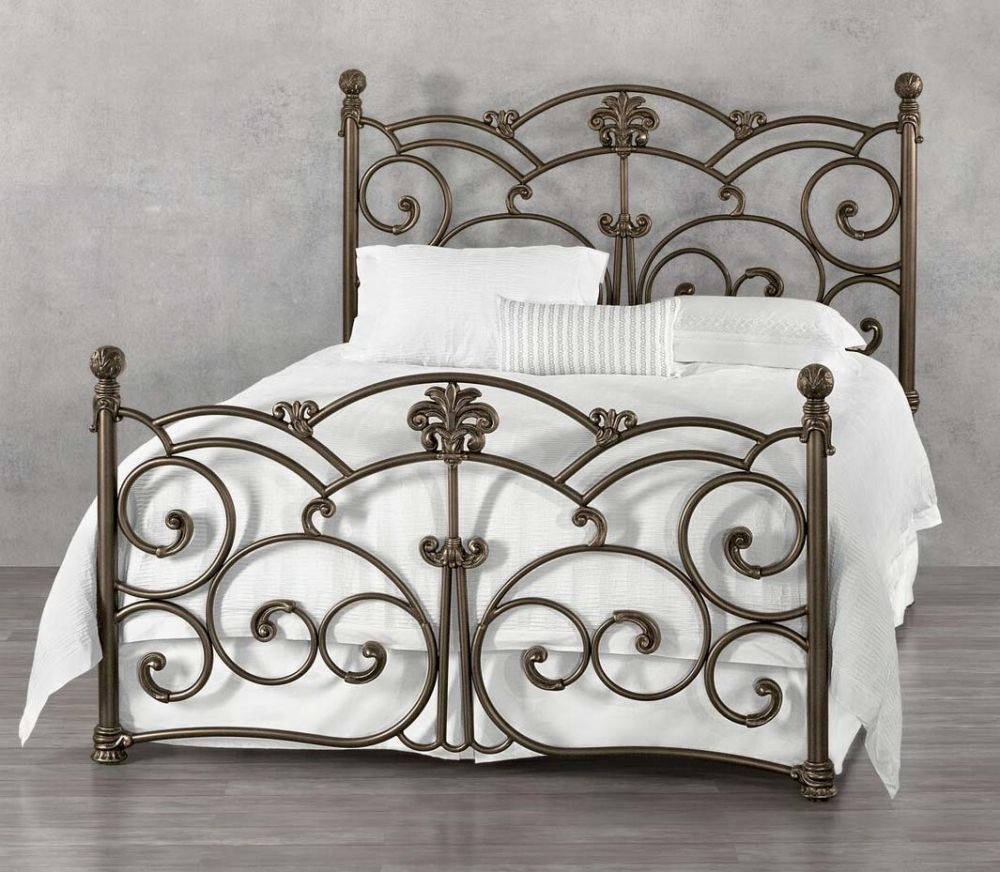 Wesley Allen Carefully Designs And Manufactures Their Bed Frames