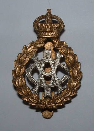 Royal Army Veterinary Corps Cap Badge