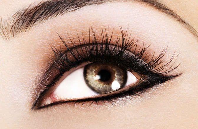 cmo pintar los ojos - Pintarse Los Ojos