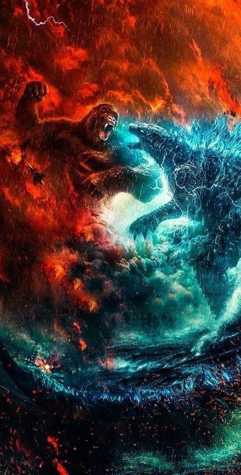 Godzilla vs Kong: quem leva a melhor em suas melhores versões? 🤔