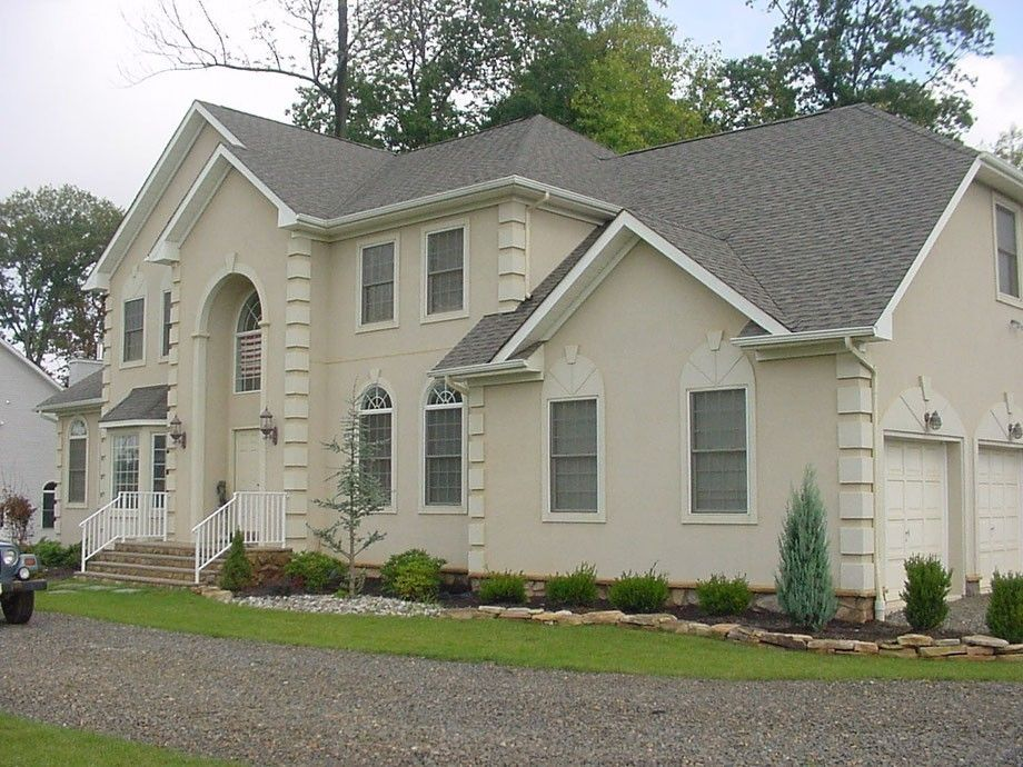 Keep your structured walls safe with stucco foam trim