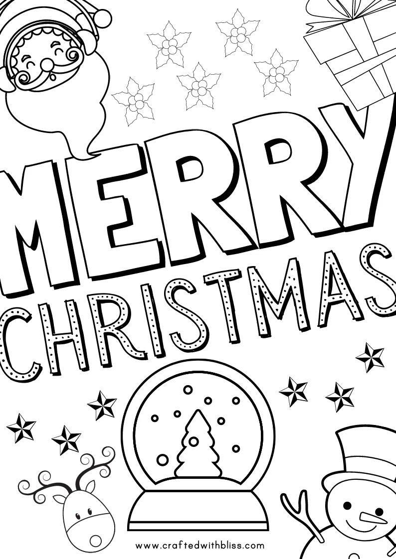 Christmas Coloring Pages Christmas Coloring Worksheet Christmas Coloring Video Printable Christmas Coloring Pages Christmas Coloring Books Christmas Coloring Pages