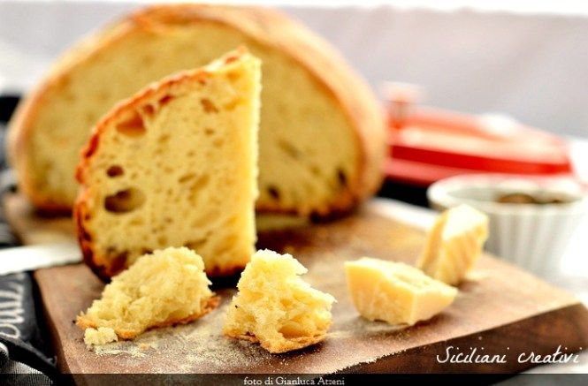 Pane di semola, cotto in pentola | SICILIANI CREATIVI IN CUCINA | di Ada Parisi