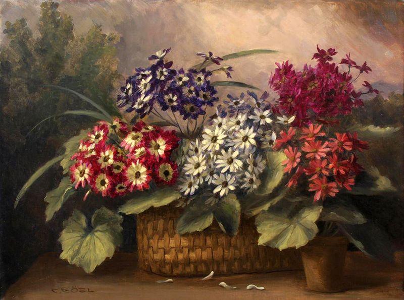 Camilla Göbl Wahl (1871 1965) | Sanat, Tablolar, Resimler