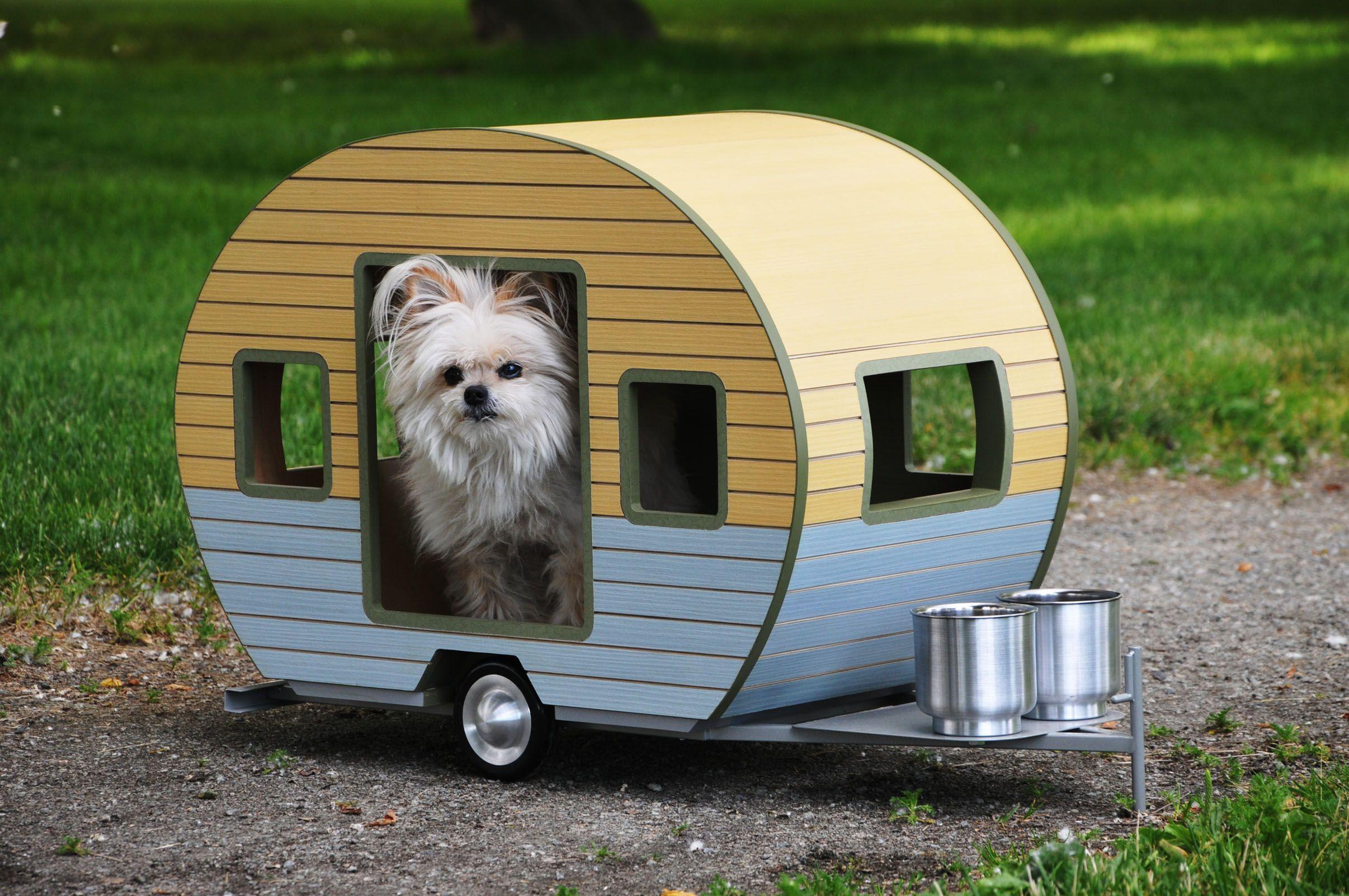Images For Gt Worlds Coolest Dog House Cool Dog Houses Camper