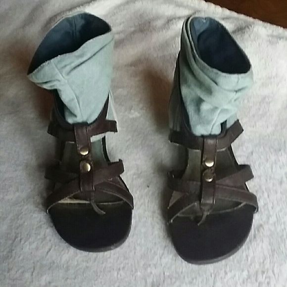 EXPRESS SANDALS OPEN TOES SANDALS  AWESOME EXPRESS Shoes Sandals