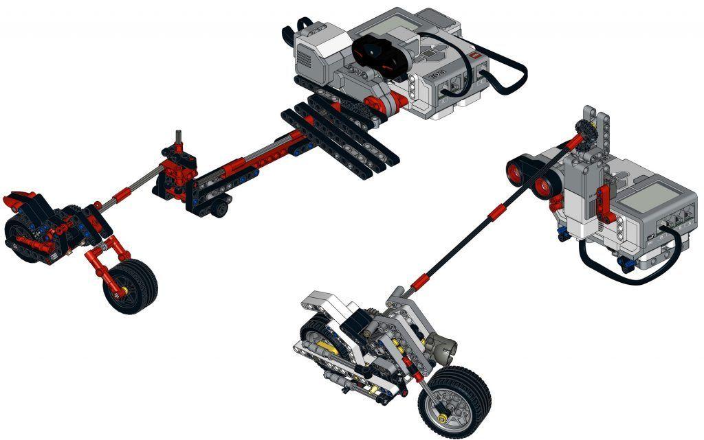 Lego Mindstorms Ev3 Programmieren