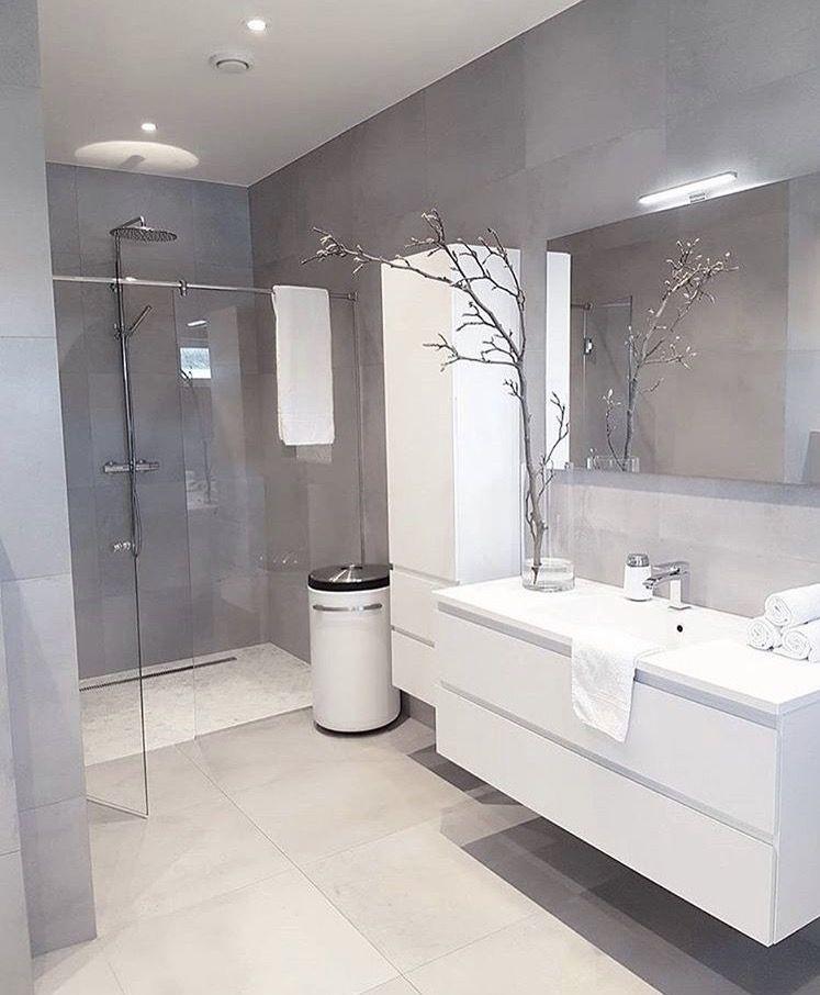 Salle de bain grise http://s.click.aliexpress.com/e/n6q7mmi